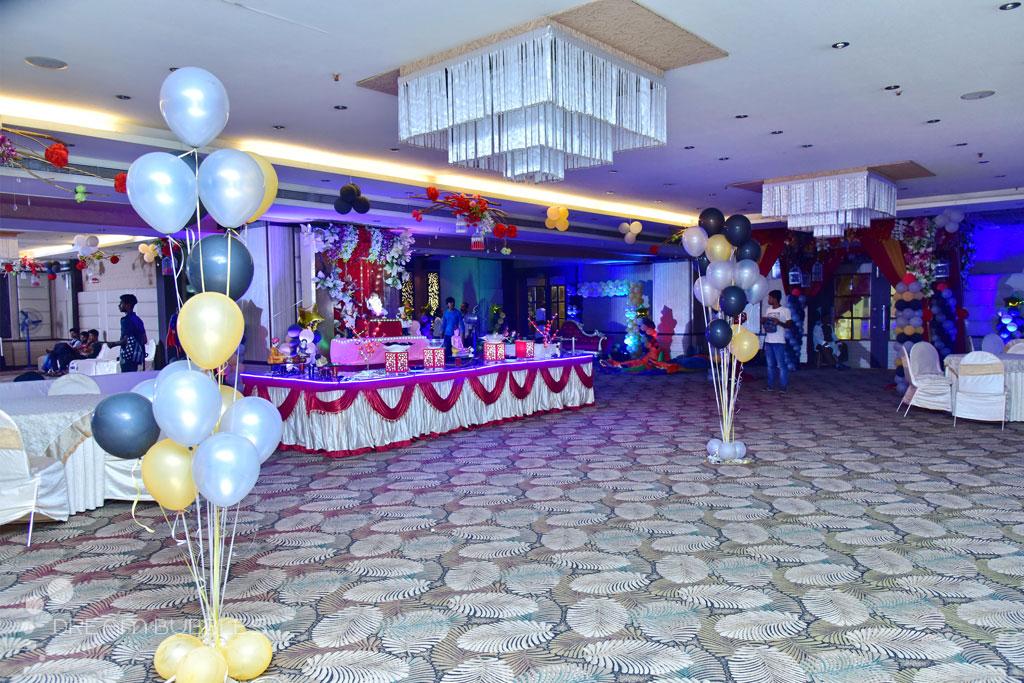 Theme birthday event in kolkata